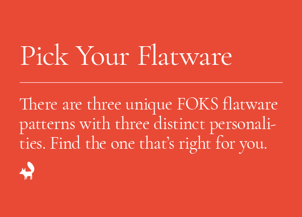 Pick Your Flatware